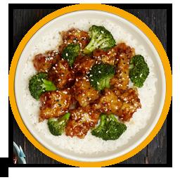 Sesame Stir Fry